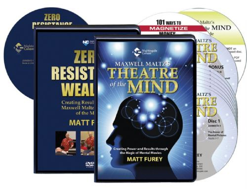 Maxwell Maltzs Theatre of the Mind